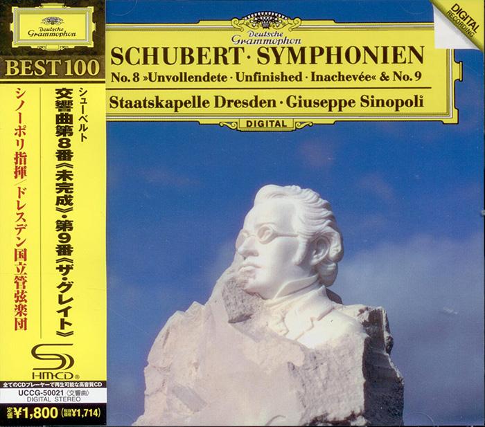 Symphonien Nos. 8 & 9