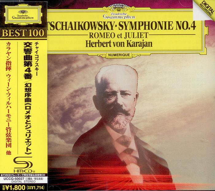 Symphonie No. 4 / Romeo et Juliet