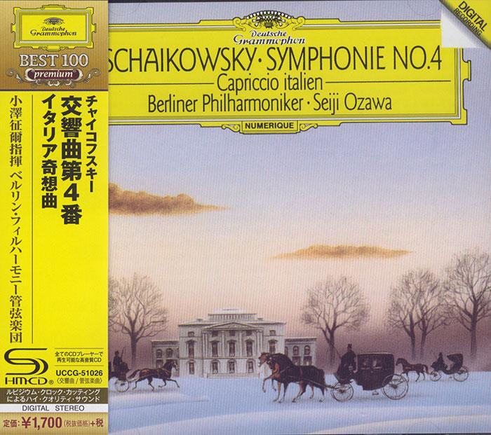 Symphony No. 4 / Capriccio Italien