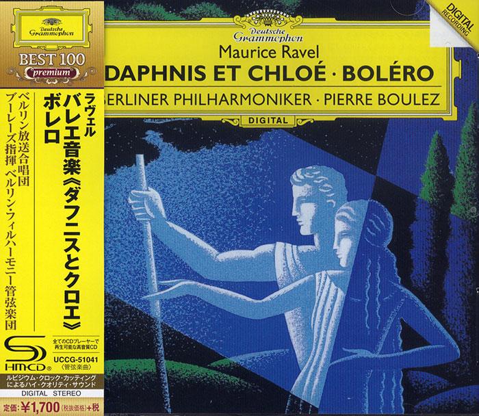 Daphnis et Chloe / Bolero