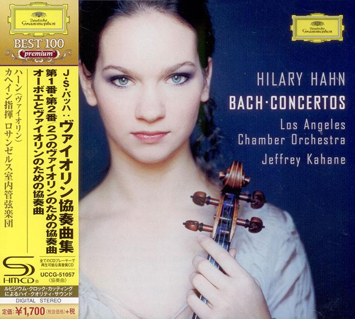 Bach - Concertos