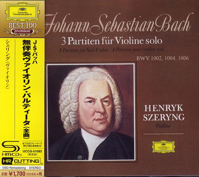 3 Prtiten fur Violine Solo