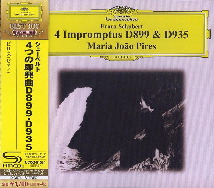 4 Impromptus D899 & D935 image