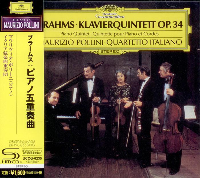 Klavierquintett Op. 34
