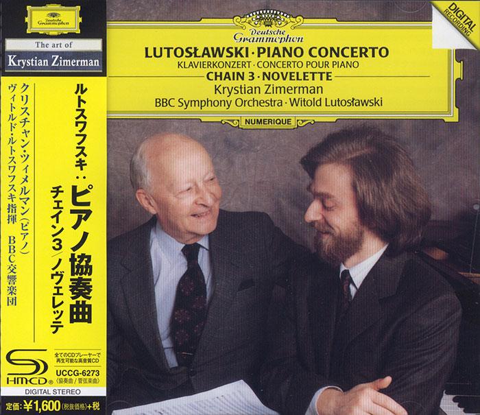 Klavierkonzert / Chain 3 / Novelette