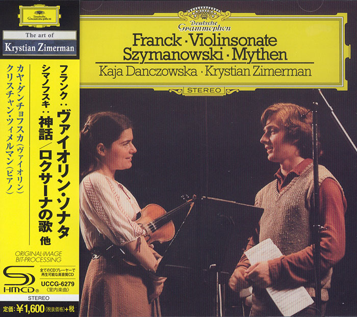 Violin Sonata / Mythes