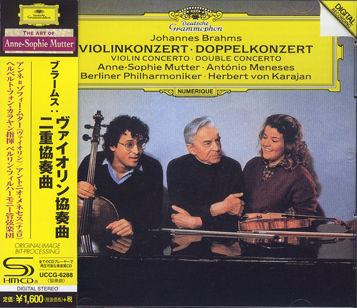 Violin concerto / Double concerto image