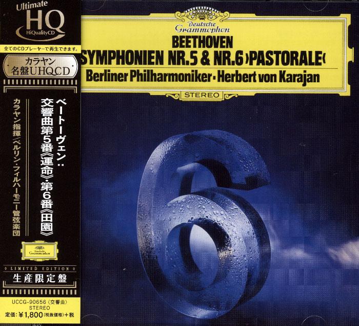 Symphonien Nr. 5 & 6