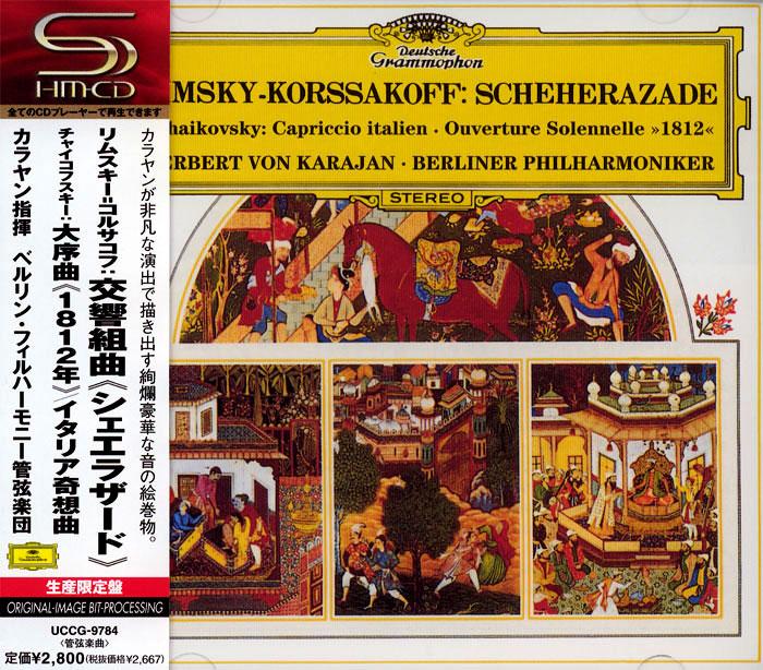 Scheherazade, Capriccio italen, 1812 Overture