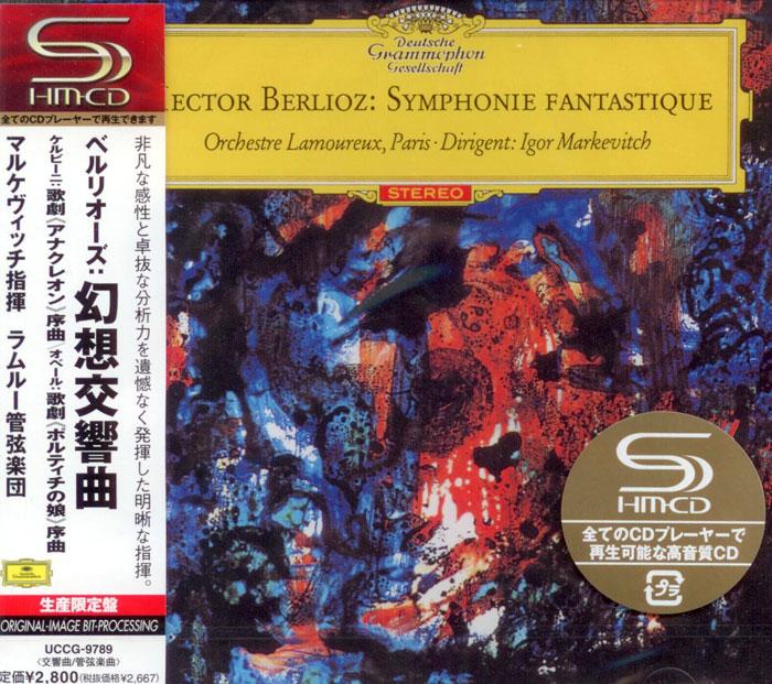 Symphonie Fantastique, op.14 / Anacreo Uverture