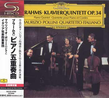 Piano Quintet, Op.34