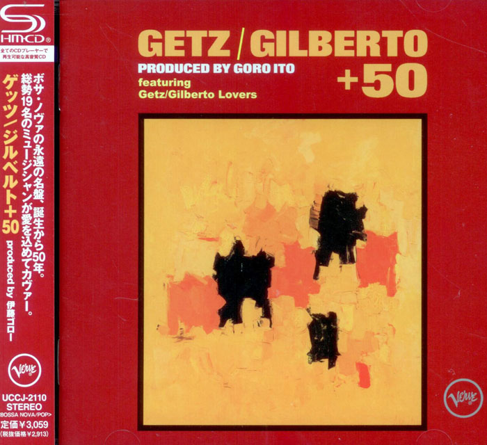 Getz/Gilberto + 50