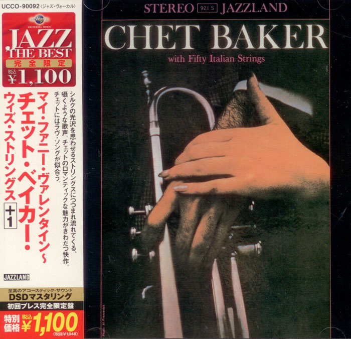 Chet Baker With Fifty Italian Strings + 1 BONUS