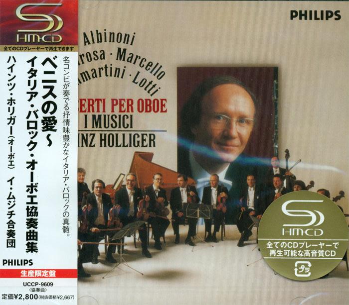 Concerti per Oboe