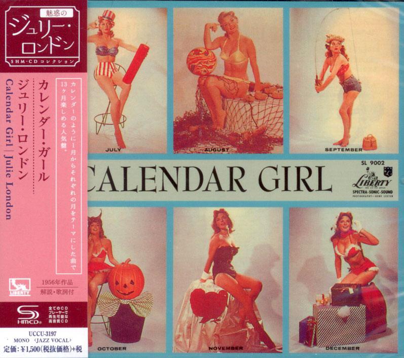 Calendar Girl image