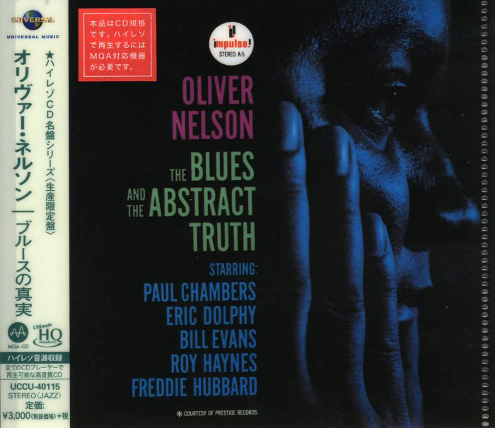 The Blues And The Abstract Truth image