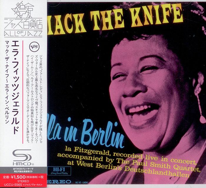 Mack the Knife - Ella in Berlin