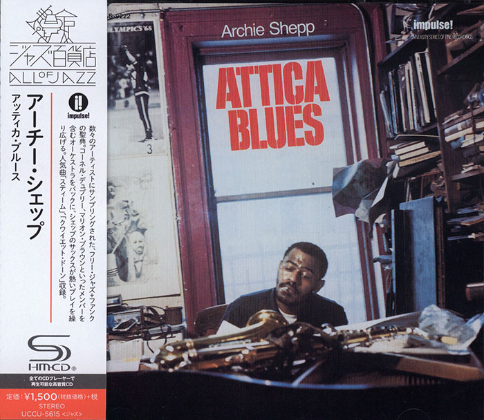 Attica Blues image