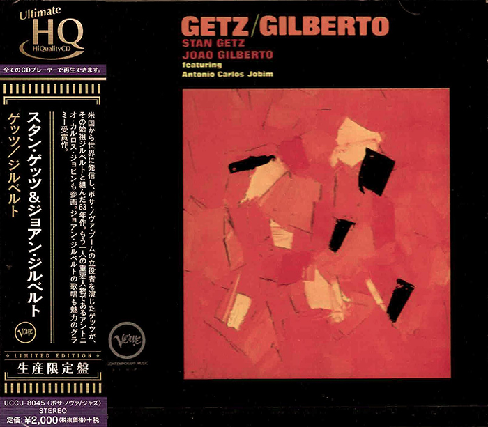 Getz / Gilberto image
