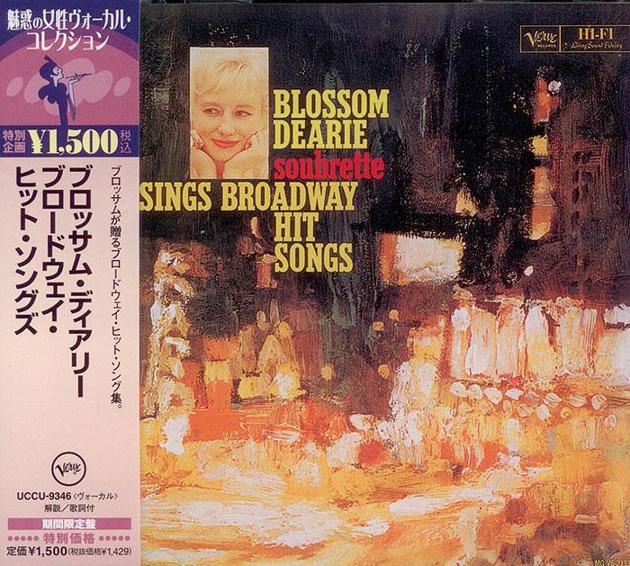 Sings Broadway Hit Songs