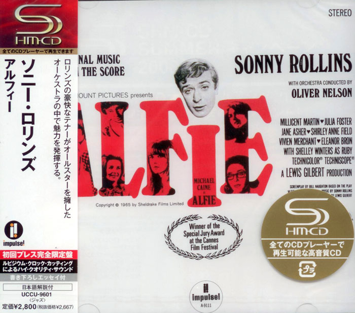 Alfie (Original Music From The Score)