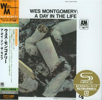 A Day In The Life - wydanie w kartoniku mini LP