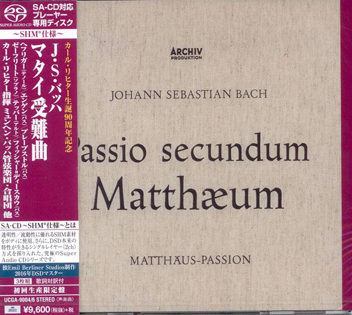 Passio Secundum Matthaeum - Matthaus-Passion