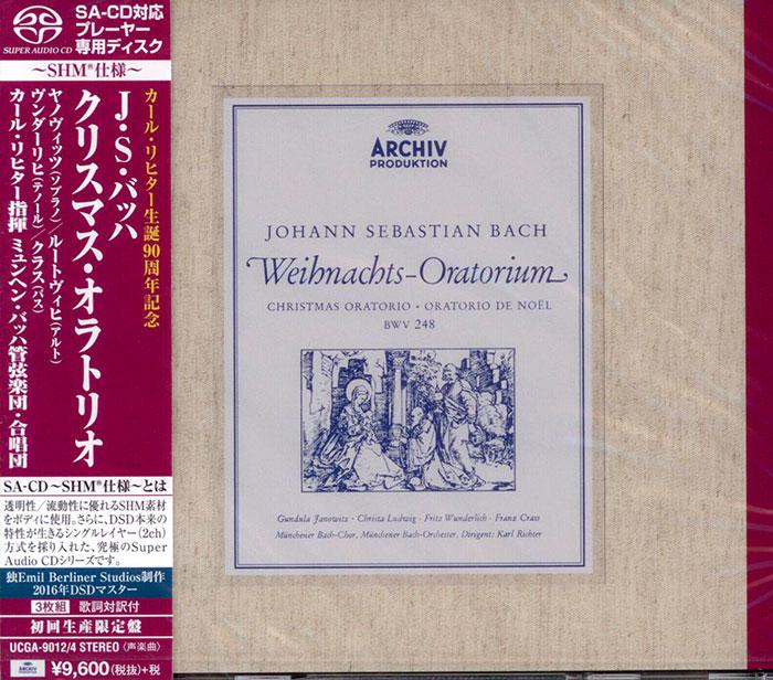 Weichnachts Oratorium / Christmas Oratorio