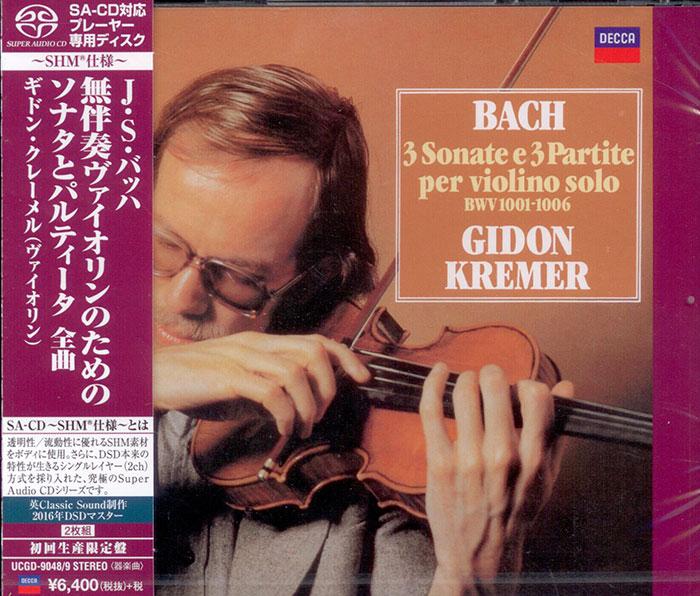 3 Sonate, 3 Partite per violino solo image