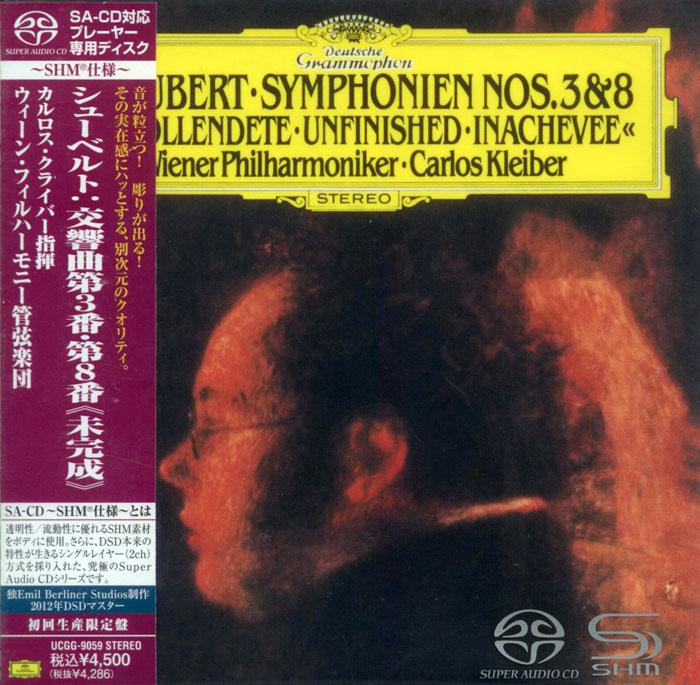 Symphonien Nos. 3 & 8