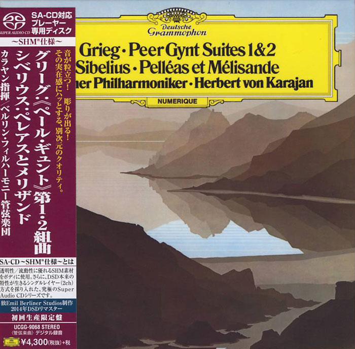 Peer Gynt  Suites 1 & 2 Pelleas et Melisande