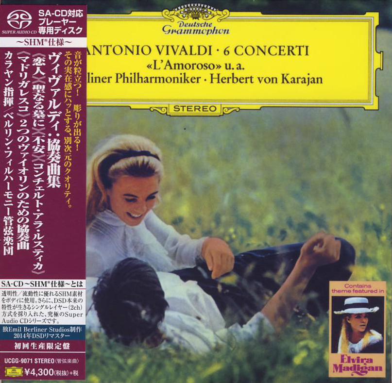 6 Concerti - L'Amoroso / Al Santo Sepolcro / L'inquietudine /