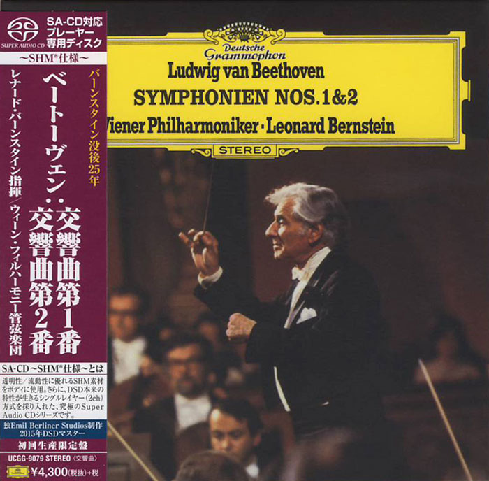 Symphonien 1 & 2