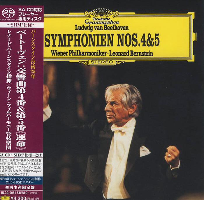 Symphonien 4 & 5