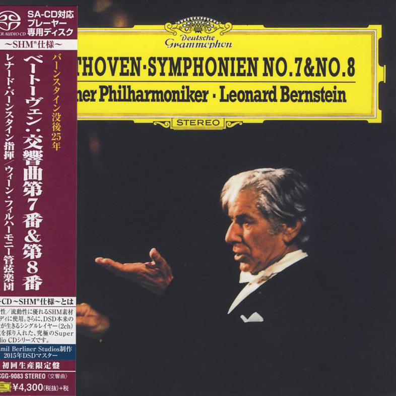 Symphonien 7 & 8