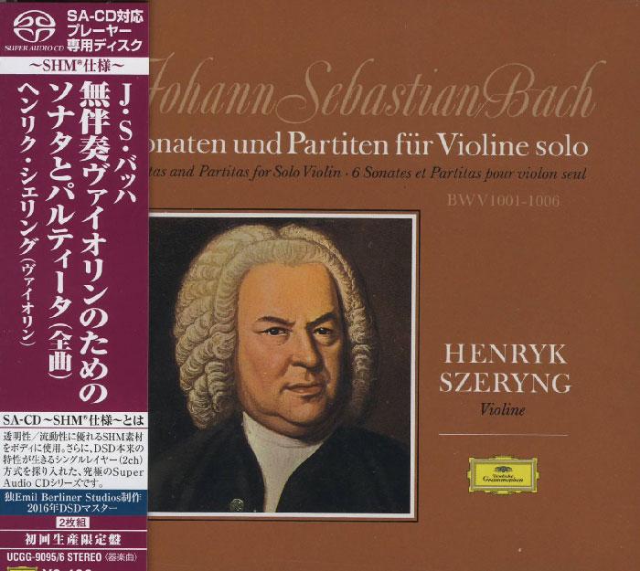 Sonaten und Partiten fue Violine Solo