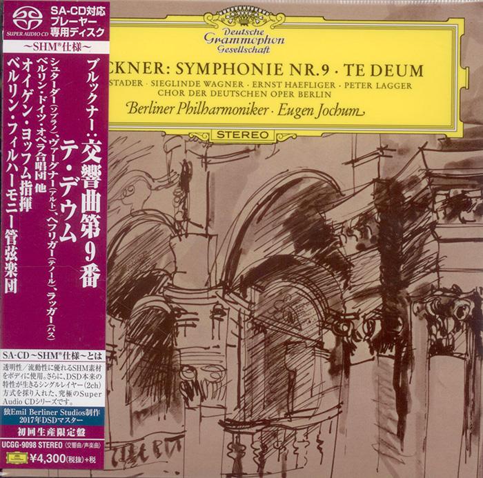 Symphonie Nr. 9 / Te Deum