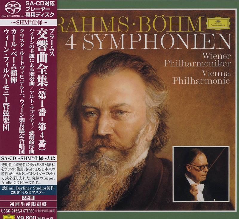 4 Symphonien