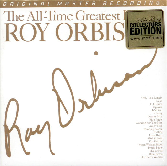 All Time Greatest Hits of Roy Orbison image