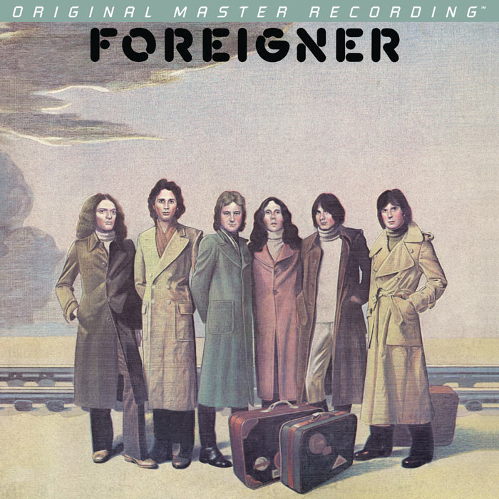 Foreigner image