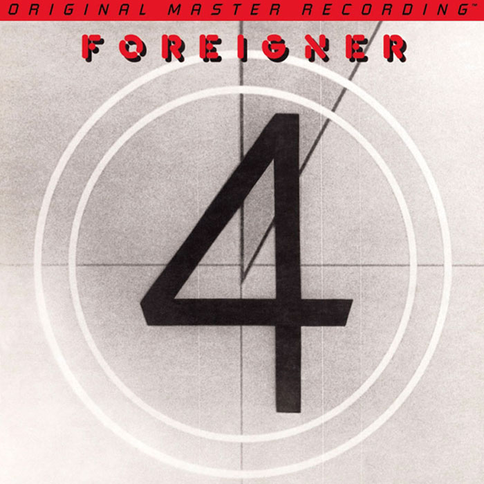 Foreigner 4 image