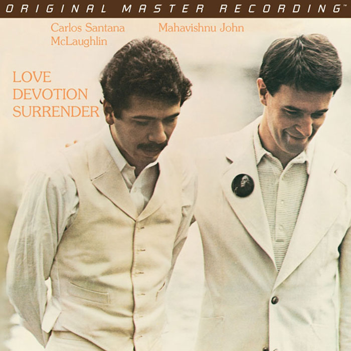 Love Devotion Surrender
