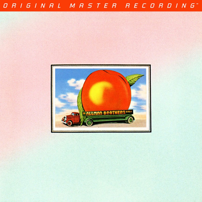 Eat a peach image