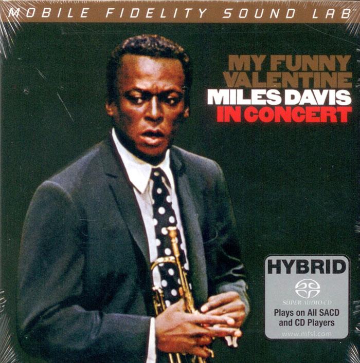 My funny Valentine - Miles Davis in Concert image