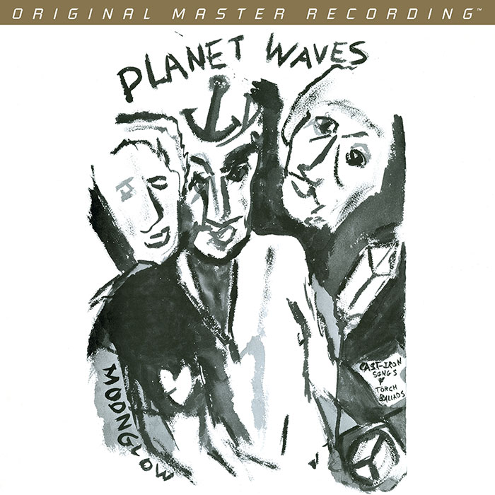 Planet Waves image