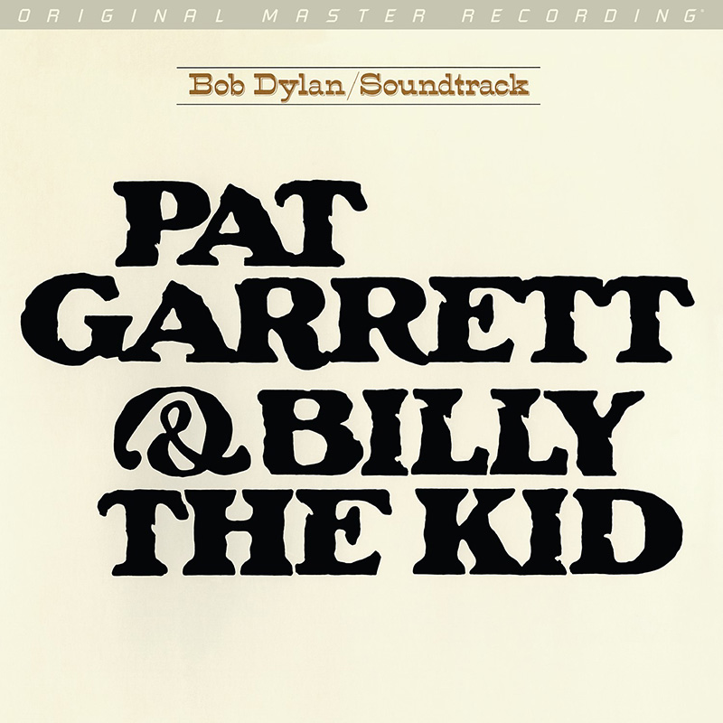 Pat Garrett And Billy The Kid (Soundtrack) image