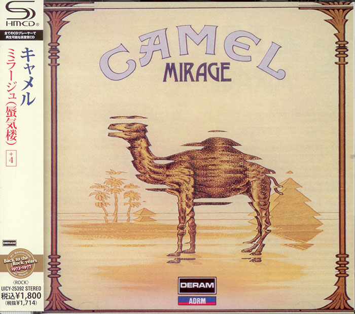 Mirage [Japan Bonus Tracks]