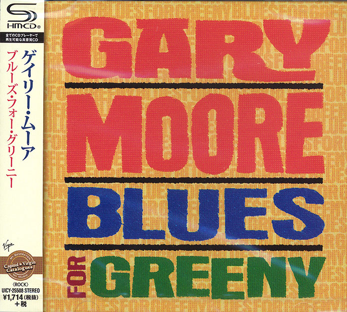 Blues for Greeny-After Hours