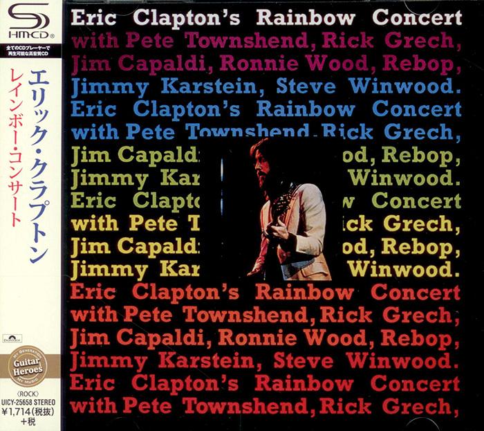 Eric Clapton's Rainbow Concert image