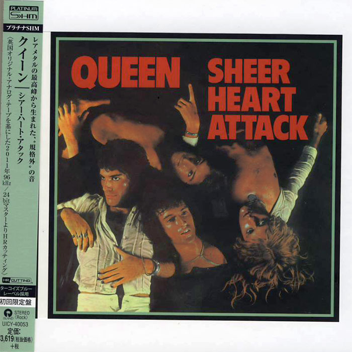 Sheer Heart Attack image